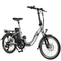 """E-Bike 20"""" Klapprad B13 AsVIVA 36V Elektro-Klapprad Elektrofahrrad Pedelec si..."""