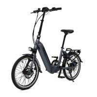 """E-Bike 20"""" Klapprad B13 Stadtfalter AsVIVA 36V 17,5Ah Elektro-Klapprad Elektr..."""