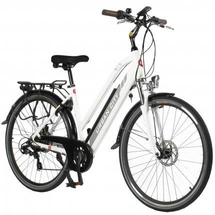 E-Bike CityBike B15-D das Trackingrad für jedes Gelände