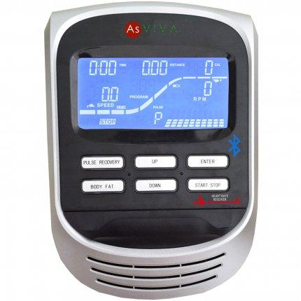 (B-Ware) Crosstrainer Ergometer AsVIVA C22_P