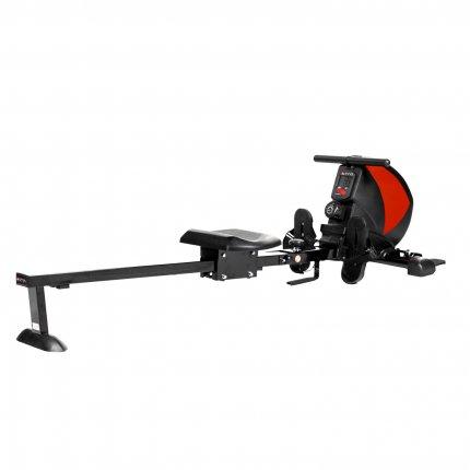 (B-Ware) Rudergerät AsVIVA RA8 Rower schwarz