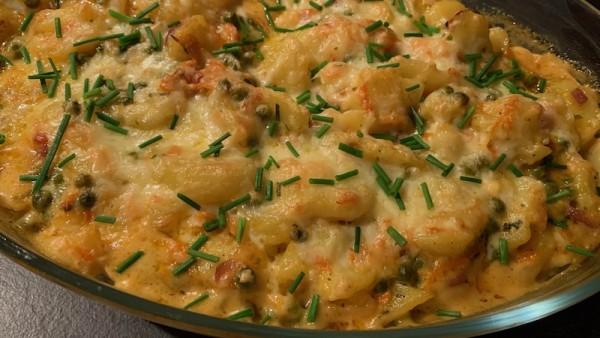Kartoffel-Gemuese-Auflauf