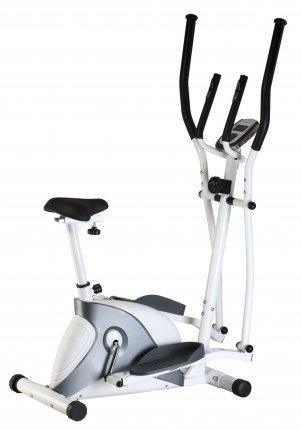 AsVIVA 2 in 1 Cardio Crosstrainer & Heimtrainer C16