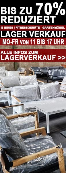 AsVIVA & RedNeck Lagerverkauf - B-Ware und Ausstellungsstücke zu Tiefstpreisen