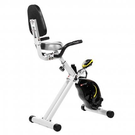 (B-Ware) Heimtrainer & X-Bike Fitness-Fahrrad AsVIVA H16