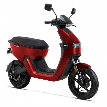 Elektro-Motorroller AsVIVA EM1 rot
