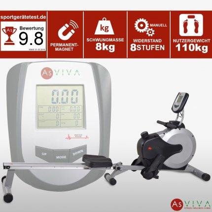 Rudergerät AsVIVA RA11 von AsVIVA kaufen