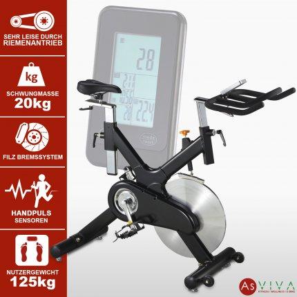 AsVIVA Indoor Cycle Speedbike S10