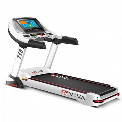 "Laufband AsVIVA T18 - 15,6"" Android Touchscreen"
