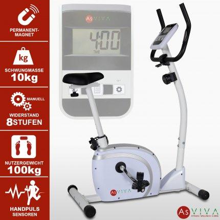 Hantelbank MB3 für Muskelaufbau-Training von AsVIVA kaufen
