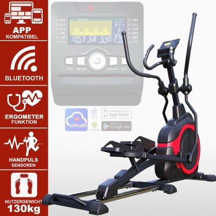 Testsiegel Ellipsentrainer Fitnessgerät