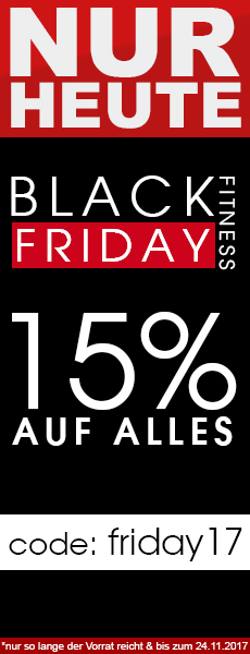 Black Friday Fitness Deal 15%
