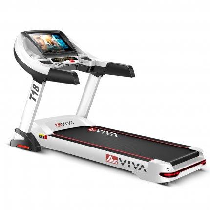 Heimtrainer Laufband AsVIVA T18 Touchscreen online kaufen