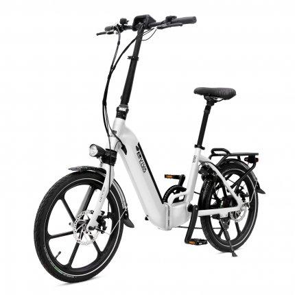 "(B-Ware) E-Bike 20"" Klapprad B13 Stadtfalter AsVIVA 36V 17,5Ah Elektro-Klapprad Elektrofahrrad"