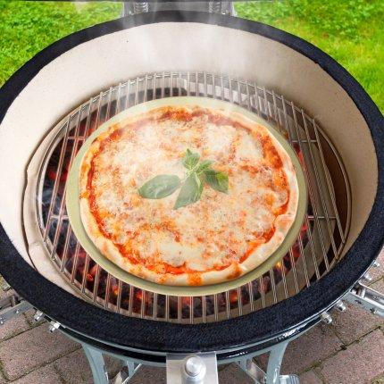 """Pizzastein 36cm für RedNeck Keramik-Grill 21"""" Pro"""