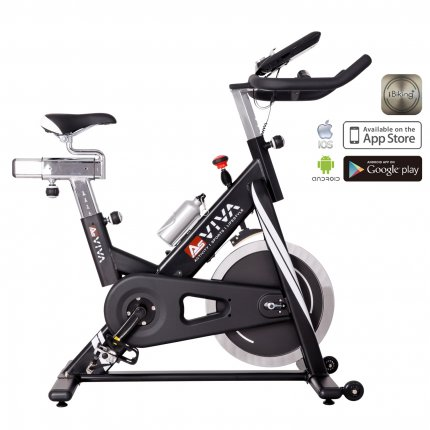 Indoor Cycle & Speedbike AsVIVA S14 Bluetooth (B-Ware)