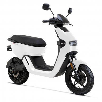 Elektro-Motorroller AsVIVA EM1 weiß