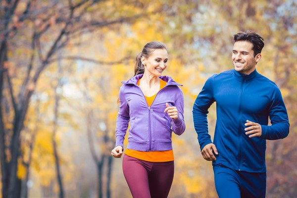 Laufen gegen Depressionen