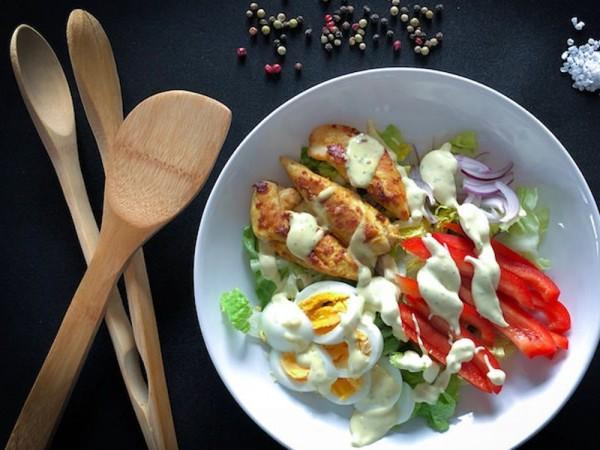 Curry-H-hnchen-Salat