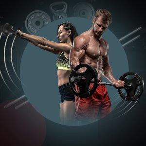 AsVIVA Fitnessgeräte - Hanteln und Gewichte