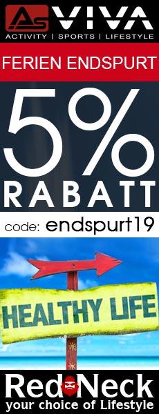 5% Rabatt-Gutschein für Fitnessgeräte, E-Bikes, Gartenmöbel & Keramikgrills im AsVIVA Online Shop.