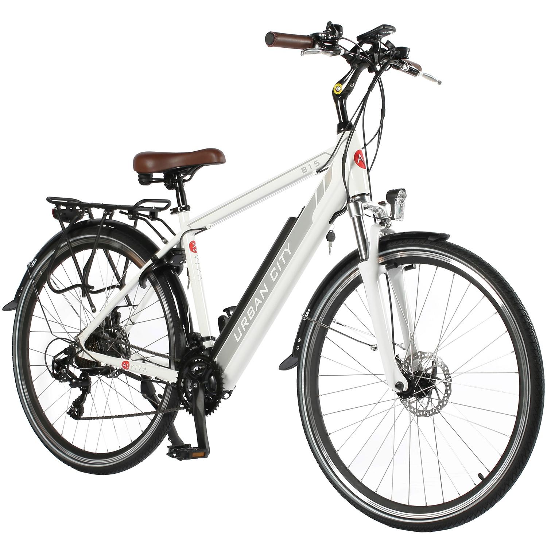 e bike 28 city bike 36v 14 5 ah trekkingrad 21 gang. Black Bedroom Furniture Sets. Home Design Ideas