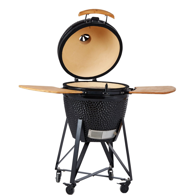 keramik grill mega set kamado cera 21 asviva pro ceramic. Black Bedroom Furniture Sets. Home Design Ideas