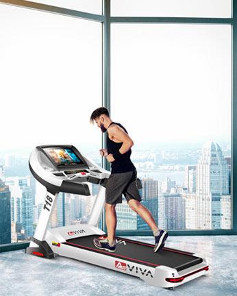 T18 HighEnd Treadmill
