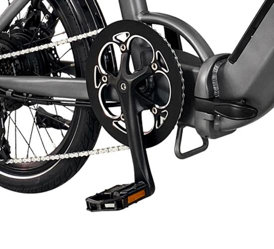 E-Bike 100% einklappbar