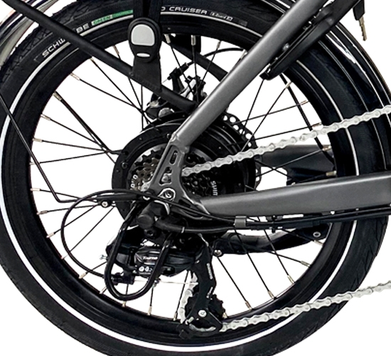 Reifen mit Grip E-Bike