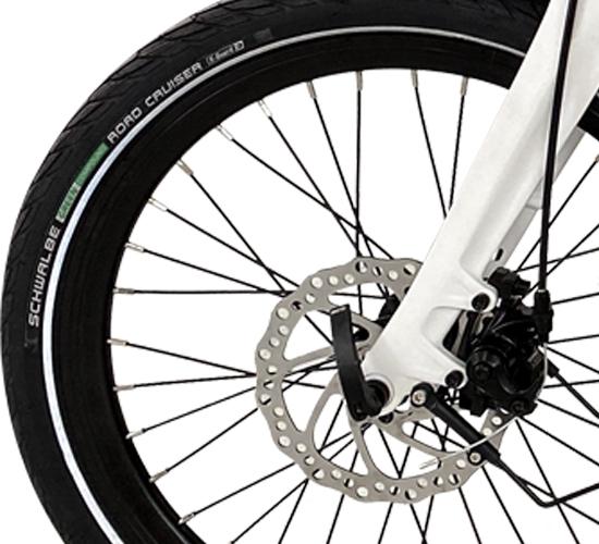 Standfester Fahrradständer