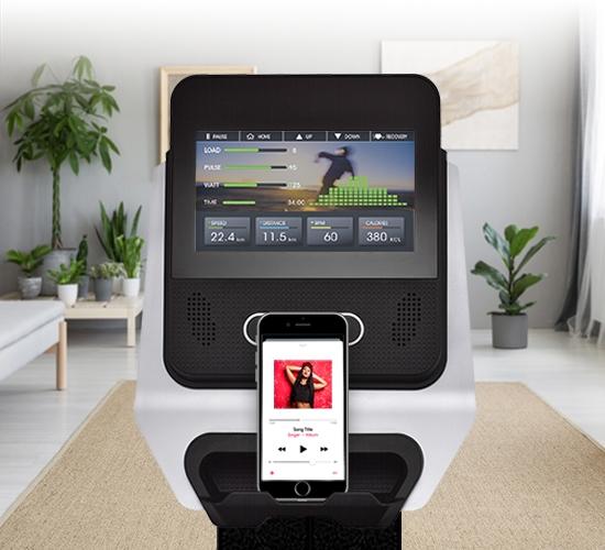 Ein Fitnesscomputer für viel Unterhaltung