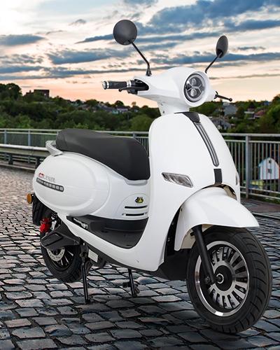 Innovativer E-Scooter