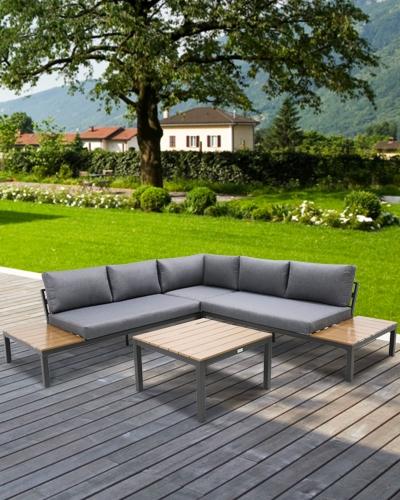GAL4 RedNeck Lounge für Garten