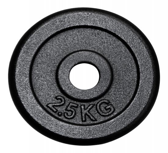6er Set HS2 2,5 kg AsVIVA