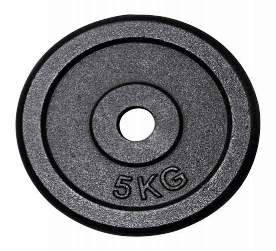 Gewichtscheiben für Muskeltraining