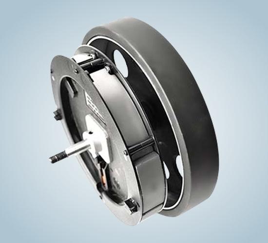 Brems- und Widerstandssystem Magnet
