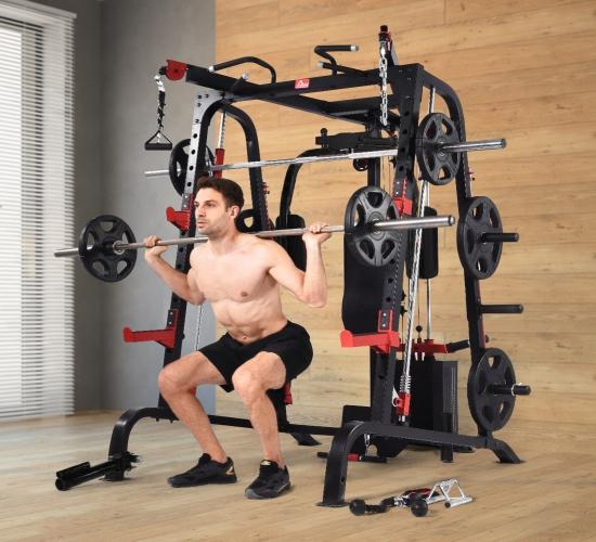 Verschiedene Gewichte Hantelscheibe