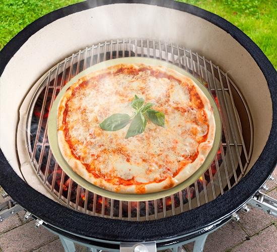 Pizzastein auch als Brotbackstein
