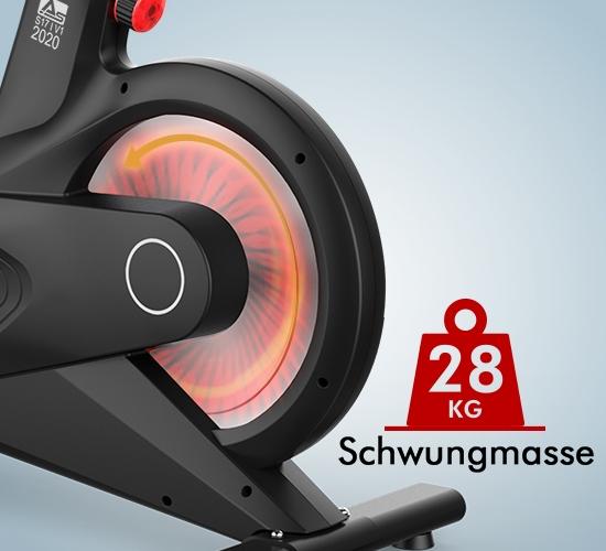 Schwungmasse Indoor Cycle S17