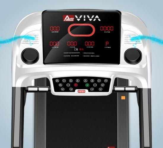 Laufband AsVIVA T20 Soundsystem