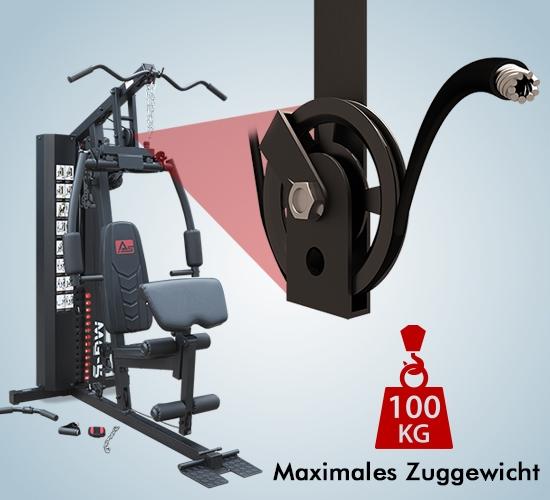 Stabiles Fitnessmaterial